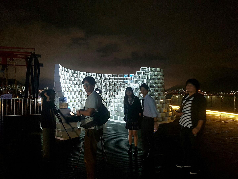 """일본 AbemaTV """"오늘 좋아하게 되었습니다"""" 촬영"""