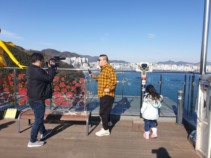 티브로드방송 일단GO 촬영
