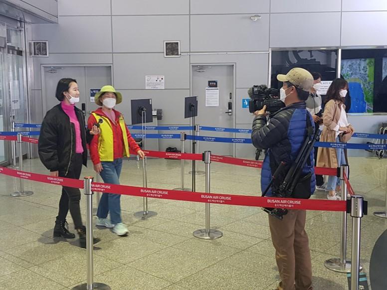 KBS 1TV-전국을 달린다 촬영